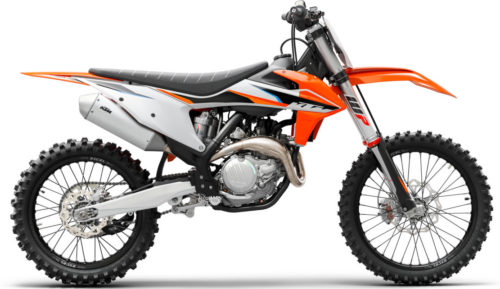 KTM 450 SX-F 2021 best dirt bike brands