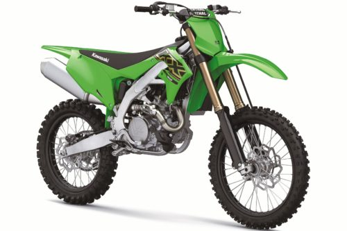Kawasaki KX450 2021 dirt bike brands
