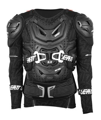 Leatt 5.5 Dirt Bike Body Armour 2020