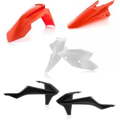 Acerbis Dirt Bike Plastics Kit