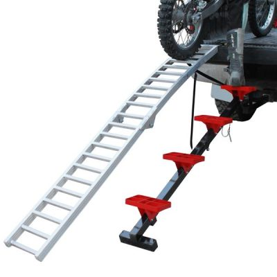 Bosski Revarc Ramp with steps