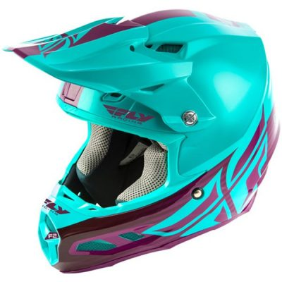 Fly Racing F2 Carbon Mips girls helmet