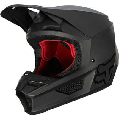 Fox V1 2021 Matte Cheap Dirt Bike Helmets
