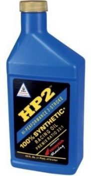 Pro Honda HP2 Racing 2-Stroke Dirt Bike Oil
