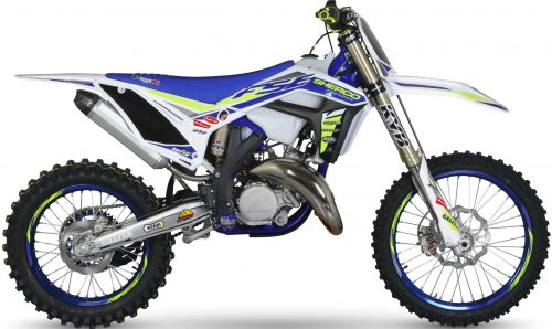 Sherco 125 SC Factory Cross-Country Offroad