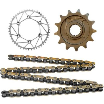 Dirt Tricks Chain and Sprocket Kis
