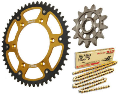 Supersprox Motocross Chain and Socket Kit