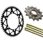 Tag Dirt Bike Chain and Sprocket Kit