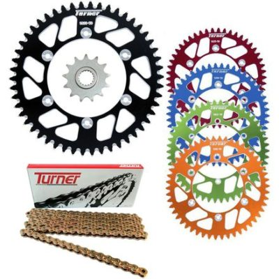 Turner Performance Products Sprocket and Chain Kit