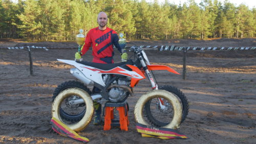 Martin Varrand, The Author Of Motocross Success Principles, The Ebook