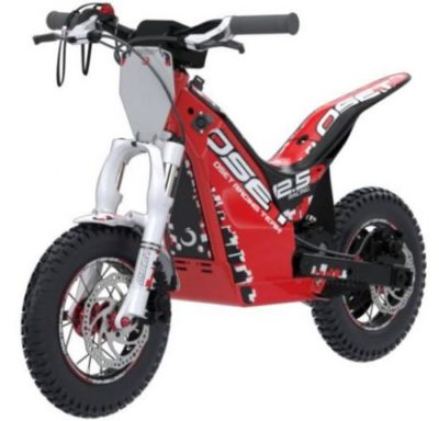 Electric dirt bike for kids OSET 12.5 racing