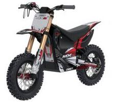 Electric dirt bike for kids OSET MX10