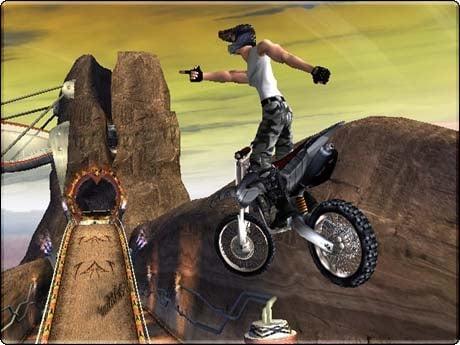Freekstyle motocross games