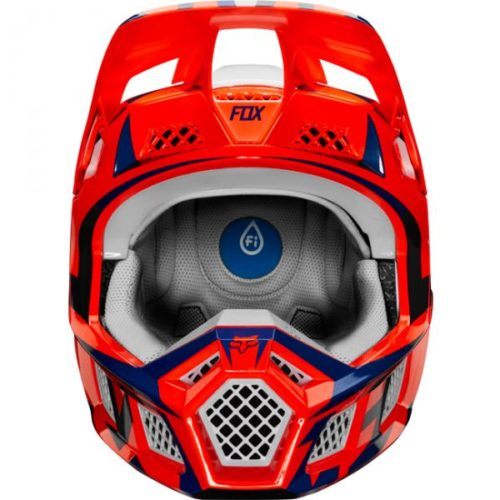 Dirt bike helmet size