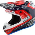 Troy Lee Designs 2021 SE4 Carbon Motocross Helmet