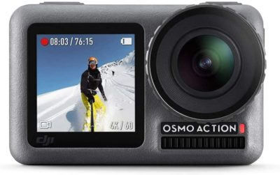 DJI Osmo Action MX Helmet Camera 2021