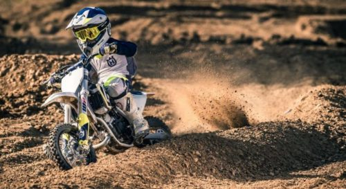 Husqvarna TC 50cc 2021 dirt bike compared to others stands out