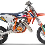 KTM 50SX 2021 best 50cc dirt bike for kids