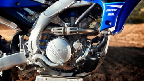 Yamaha YZ250F 2021 engine comparsion to other 250 dirt bikes