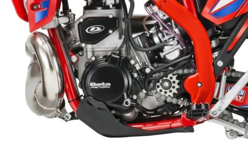 Beta RR 300 Engine look and comparsion