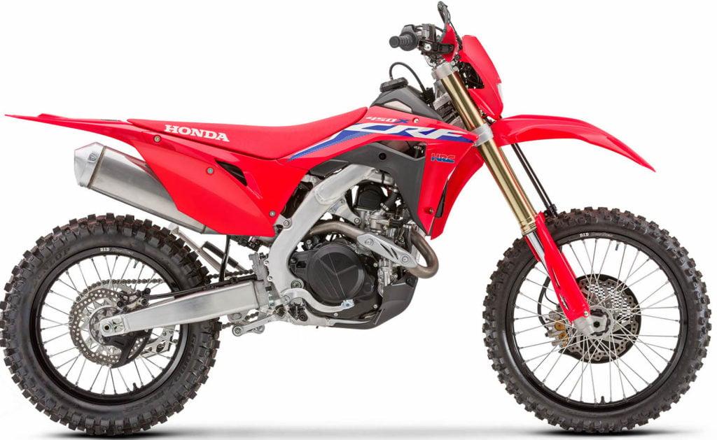 Honda CRF450RL Adventure Bike 2021