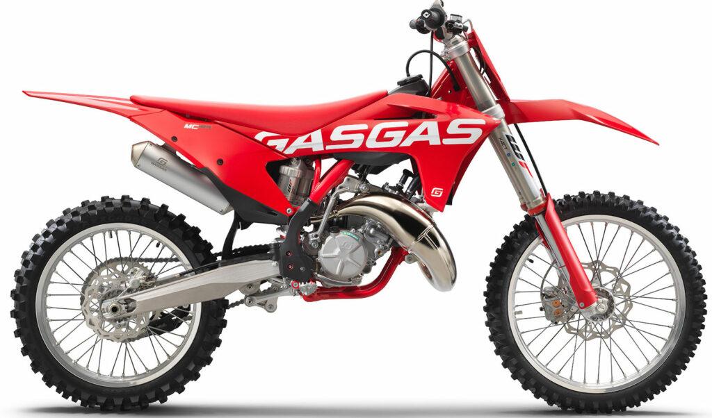 GASGAS MC 125 Dirt Bike Cost 2021
